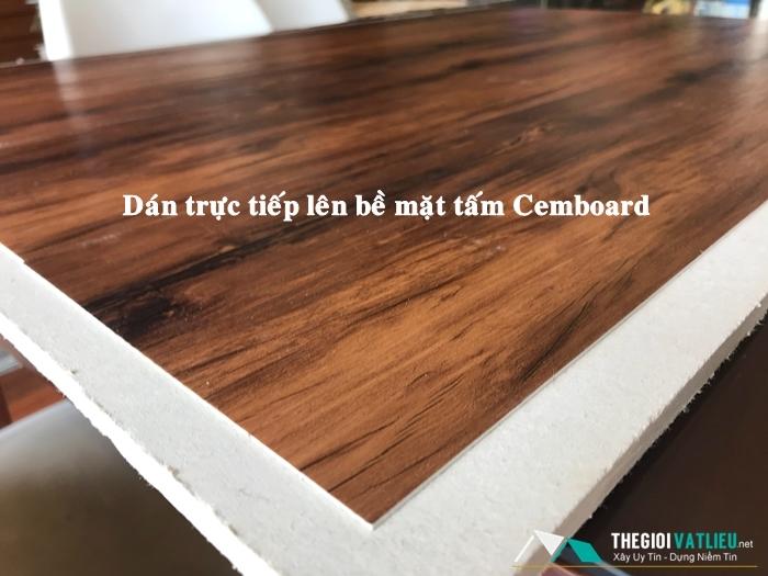 nhựa giả gỗ lót sàn