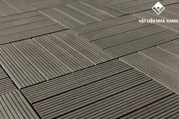 vỉ lót sàn bằng gỗ