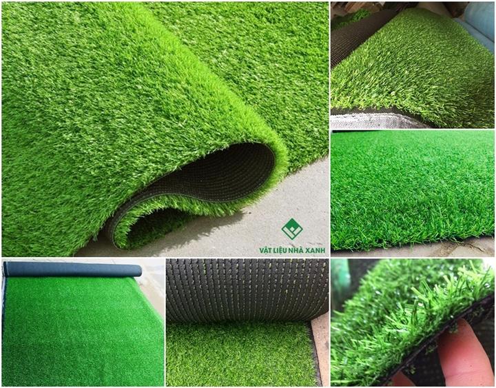 Các mẫu cỏ nhựa trang trí tường - cỏ nhân tạo đẹp nhất