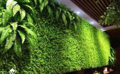 cỏ nhựa trang trí