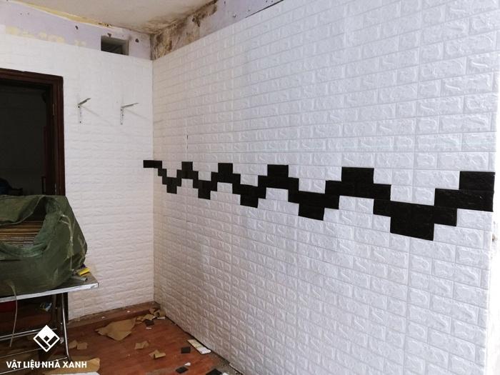xốp dán tường 3d chống ẩm