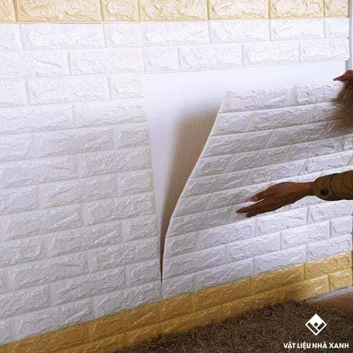xốp dán tường chống ẩm mốc là gì