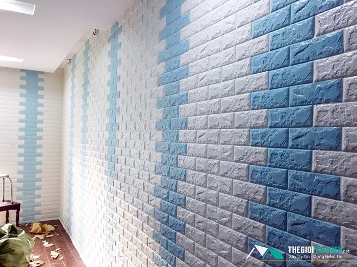 xốp dán tường có bền không