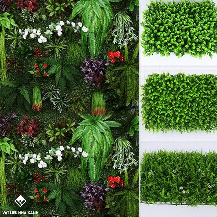 mua cỏ nhựa treo tường giá rẻ