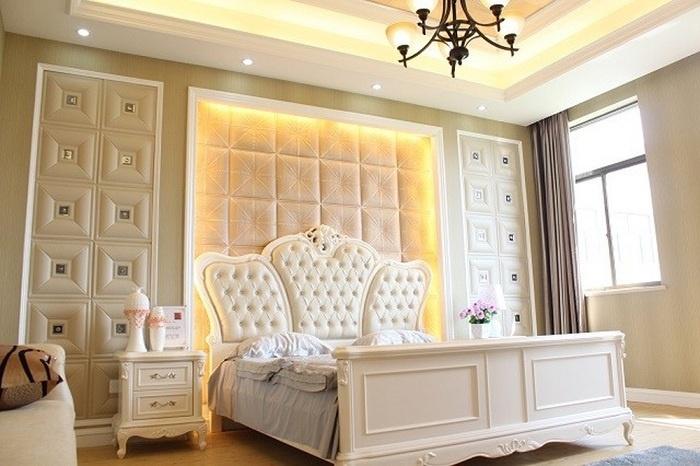 Tấm ốp tường 3D mang lại vẻ đẹp đặc biệt cho ngôi nhà của bạn