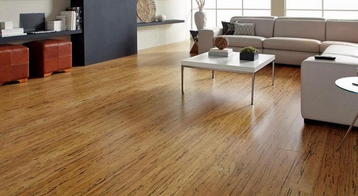 Sàn nhựa giả gỗ là dòng sản phẩm nội thất