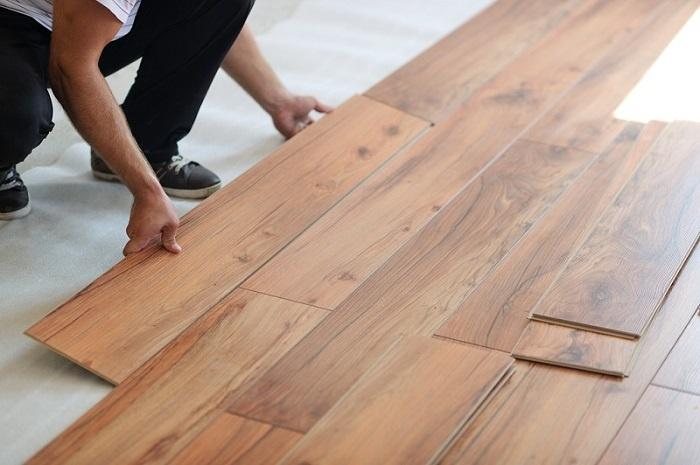 Sàn nhựa giả gỗ được thiết kế tối ưu hơn rất nhiều so với những loại sàn gỗ khác
