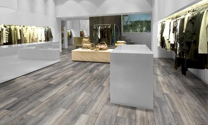 Sàn nhựa vân gỗ giá rẻ có tính thẩm mỹ cao và độ bền ưu việt
