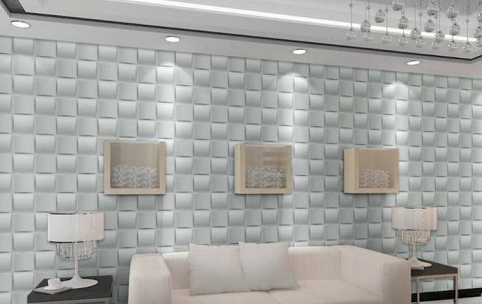 Nhược điểm của tấm ốp tường 3D có thể dễ dàng khắc phục