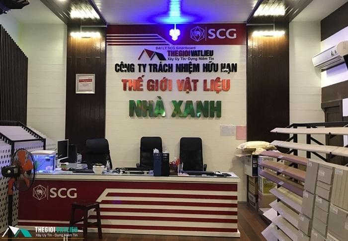 Công ty TNHH Thế Giới Vật Liệu Nhà Xanh cung cấpsàn nhựa giả gỗ uy tín, chất lượng