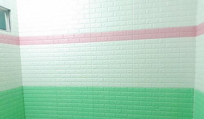 Xốp dán tường tại Thế Giới Vật Liệu