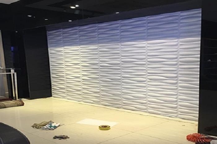Nên mua tấm ốp tường 3D nhựa PVC ở đâu?