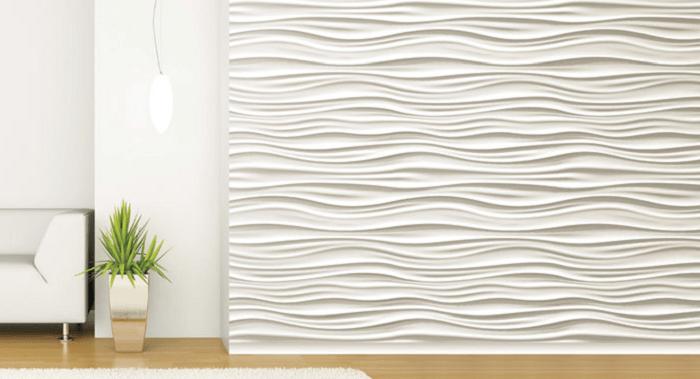 Tại saoTấm ốp tường 3D lại được ưa chuộng đến vậy? Đây là câu trả lời