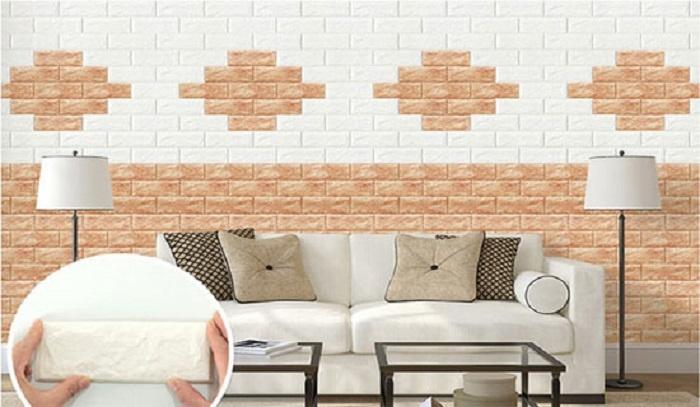 Thế Giới Vật Liệu Nhà Xanh - chuyên cung cấp xốp dán tường giả gỗ giá rẻ