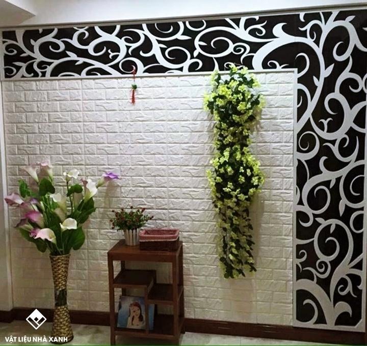 xốp dán tường văn phòng tphcm