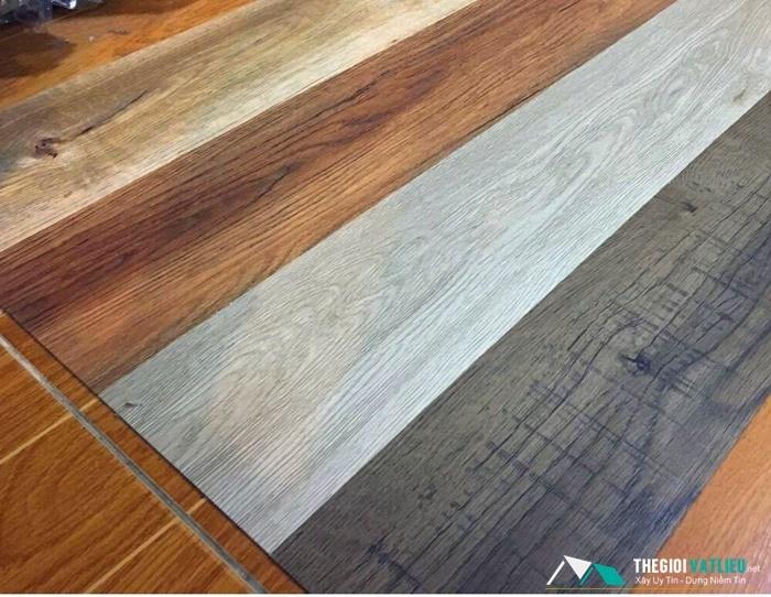 sàn nhựa vân gỗ cao cấp tphcm