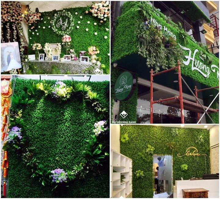 tường cỏ giá rẻ tphcm