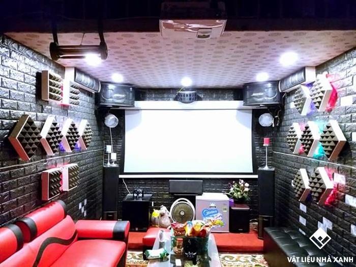 bán xốp dán tường phòng karaoke