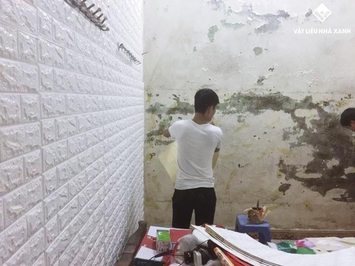 xốp chống thấm cho tường