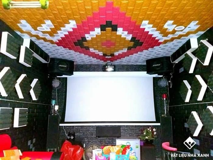 xốp dán tường karaoke hcm