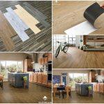 Sàn nhựa keo tự dính chịu nước giá rẻ – Xu hướng mới thay sàn gỗ