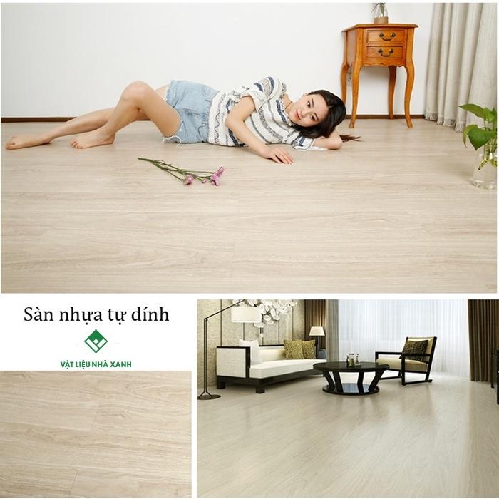 giá sàn gỗ nhựa rẻ