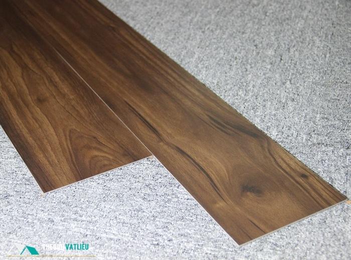 giá sàn nhựa pvc vân gỗ