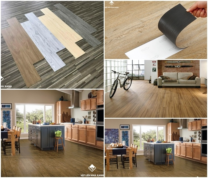 sàn gỗ nhựa rẻ tphcm