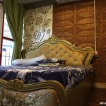 Những mẫu thiết kế xốp dán tường cho phòng ngủ phổ biến nhất