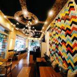 Cách phối màu xốp dán tường giả gạch đẹp nhất – Công trình thi công thực tế