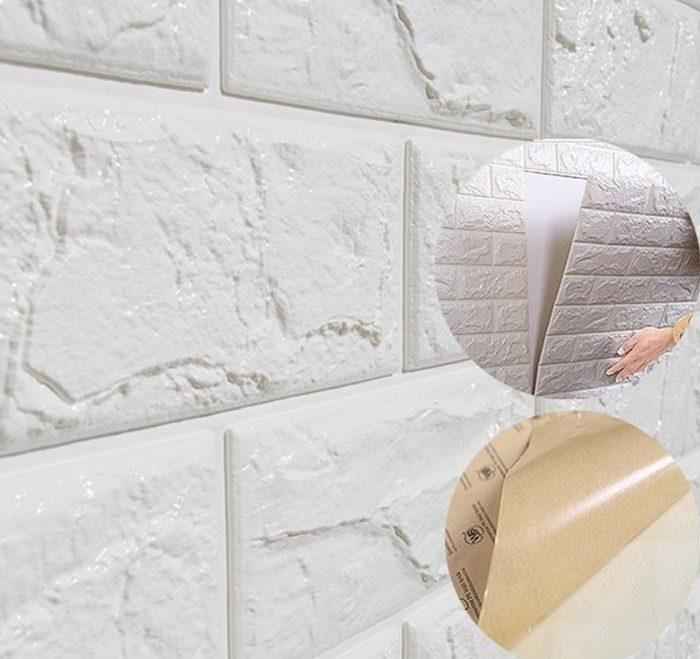 cách vệ sinh bề mặt xốp dán tường