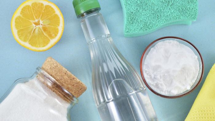 Cách vệ sinh tấm xi măng