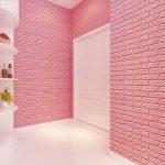 Nên dùng xốp dán tường hay giấy dán tường?