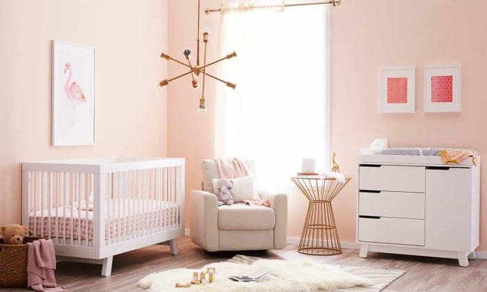 cách cải tạo phòng cho bé khi mẹ sắp sinh
