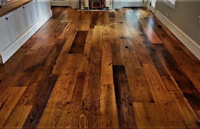 Sàn gỗ được thi công cho rất nhiều công trình