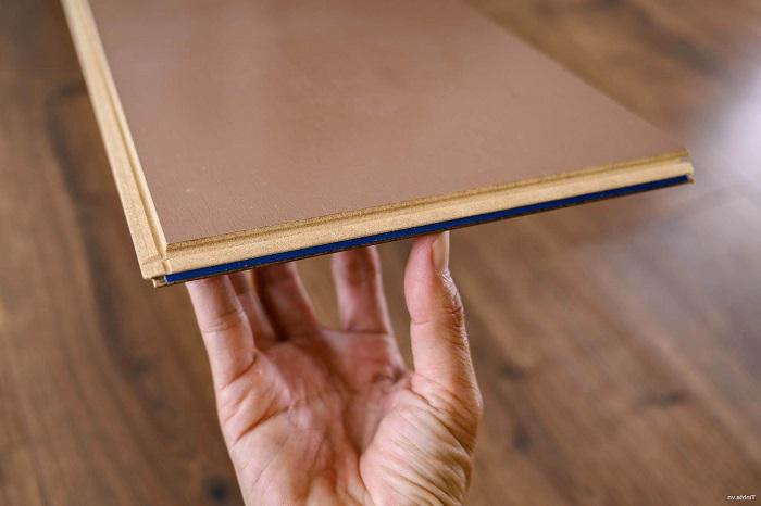 Sàn gỗ tốt sẽ giúp công trình gia tăng tính thẩm mỹ