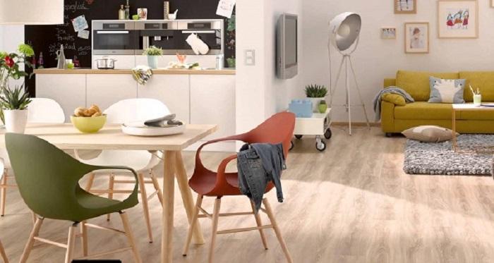 Sàn gỗ Egger có thời gian sử dụng bền bỉ