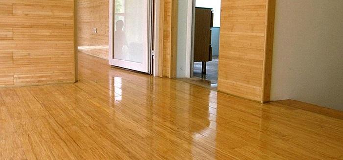Sàn gỗ đẹp khi không bị hở khe