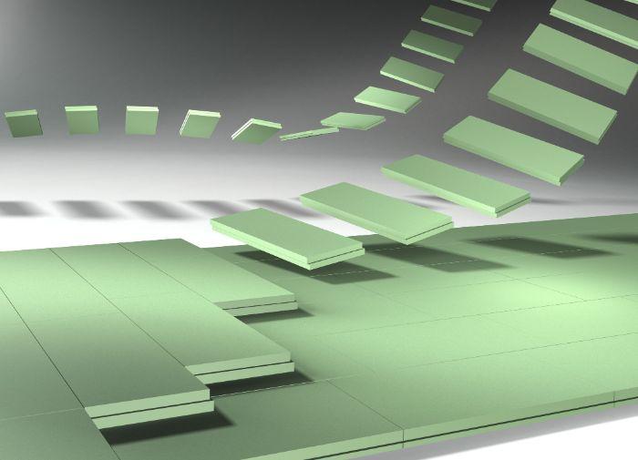 vật liệu polime là gì