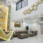 Top 8 loại vật liệu trang trí quầy lễ tân khách sạn sang trọng nhất