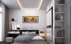 cách tạo không gian mới cho phòng ngủ vợ chồng