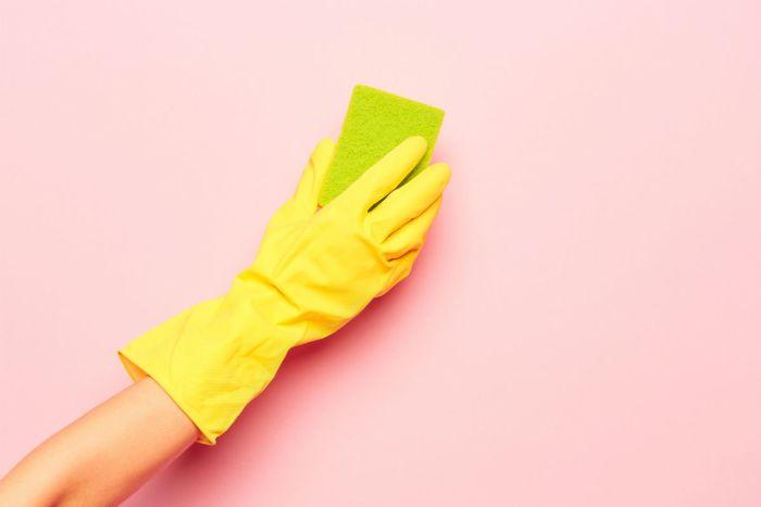 cách vệ sinh vết dầu mỡ