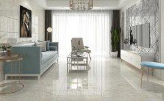 Sàn nhà màu trắng nên sơn tường màu gì?