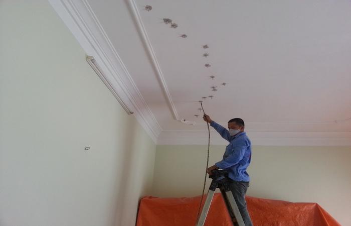 Hy vọng bạn đã có các xử lý trần nhà bị nứt phải làm sao