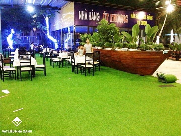 Thảm cỏ nhân tạo có bền không?