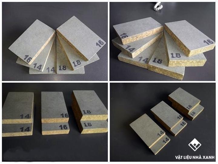 Báo giá tấm SCG Cement Board Thái Lan