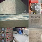 Tấm Cement Board SCG Thái Lan – Vật liệu nhẹ siêu bền