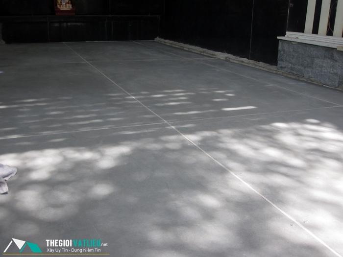 Tấm Cement Board SCG Thái Lan lót sàn