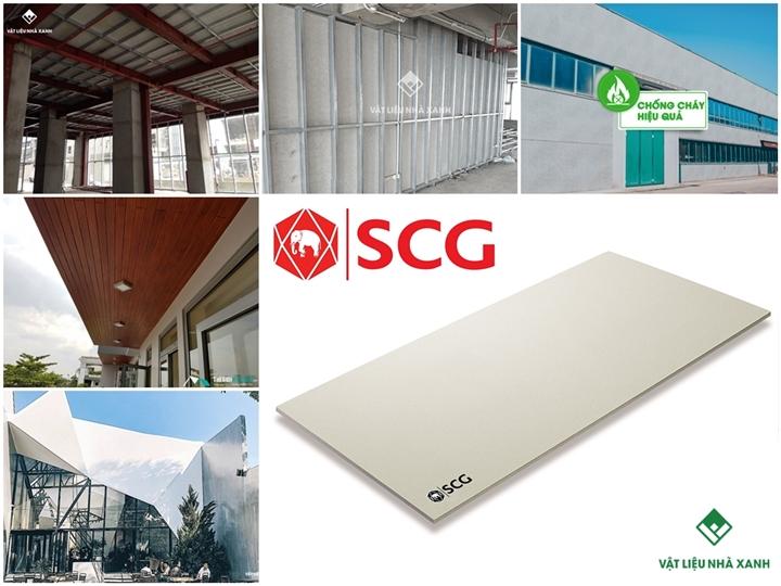 Tấm xi măng Smartboard SCG dùng để làm gì?